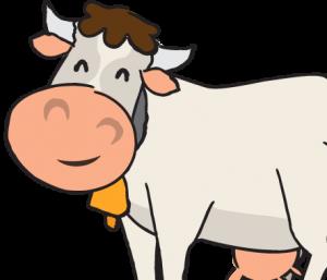 Litzclip Cow