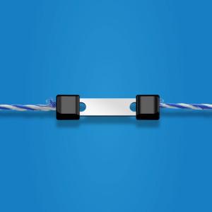 Litzclip Rope Connector
