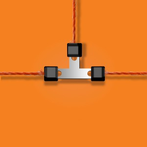Litzclip T-Connector