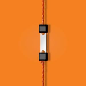 Litzclip Wire Connector