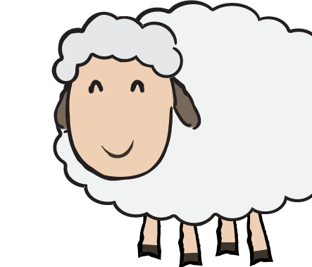 Litzclip Sheep