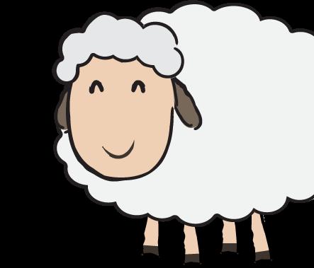 Litzclip Sheep