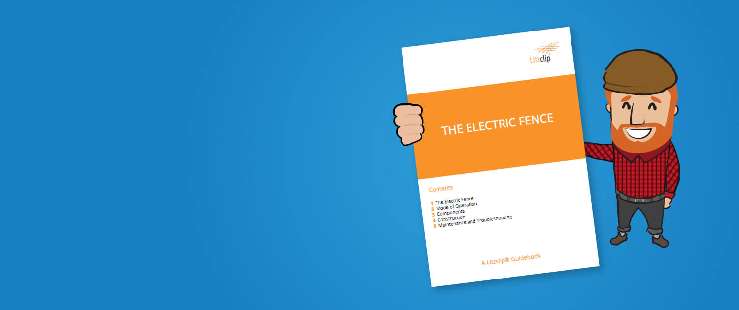 Electric Fence Guidebook by Litzclip