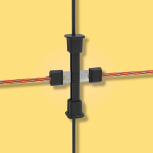 Litzclip Wire Connector with Vertical Struts Connector