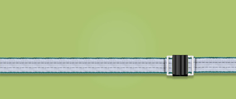 Bandverbinder von Litzclip