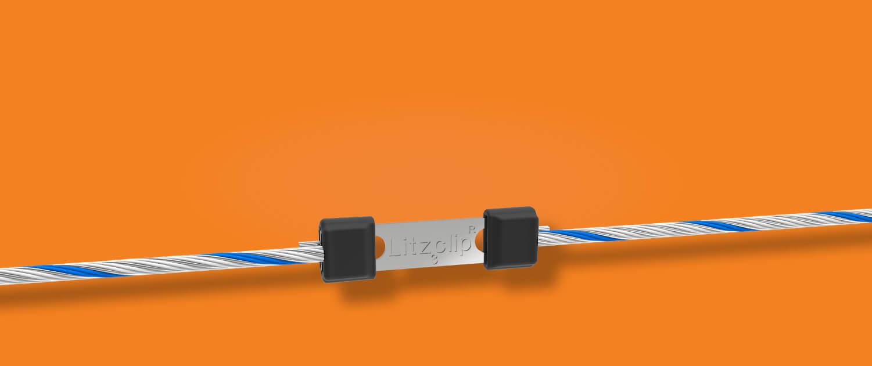 Litzenverbinder von Litzclip