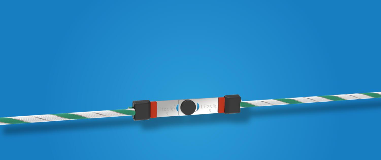 Safety Link von Litzclip für Weidezaunseil